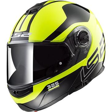 Zone LS2 Strobe FF325 Modular Helmet, Summer