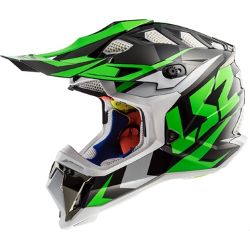 LS2 Subverter Off-Road Helmet Nimble