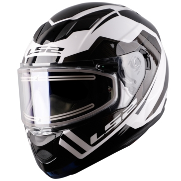 LS2 FF320 Full-Face Helmet Axis