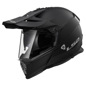 LS2 Casque Hors-Route Pioneer Solid