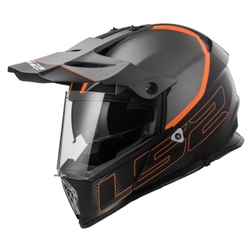 LS2 Pioneer Off-Road Helmet Element