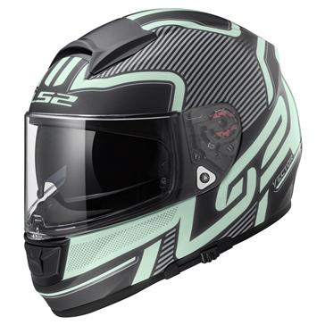LS2 Citation Full-Face Helmet Orion