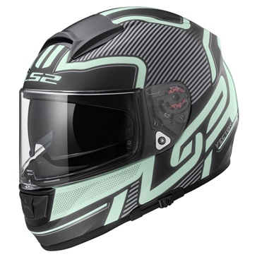 LS2 Citation Full-Face Helmet Orion