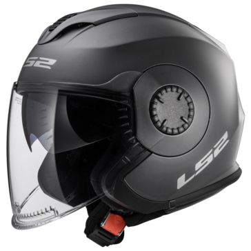 LS2 Casque Ouvert Verso Solid