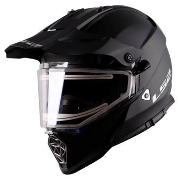 LS2 Pioneer MX436 Off-Road Helmet Solid