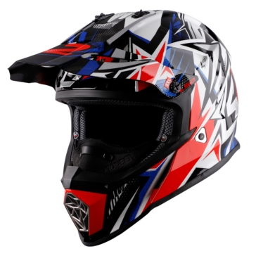 LS2 Casque Hors-Route Fast Strong