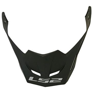 LS2 Palette pour casque OHM Solid