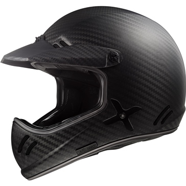 LS2 Xtra Off-Road Helmet Solid - Without Goggle