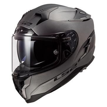 LS2 Challenger Full-Face Helmet Solid - Summer