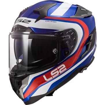 LS2 Challenger Full-Face Helmet Fusion