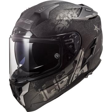 LS2 Challenger Full-Face Helmet Flex