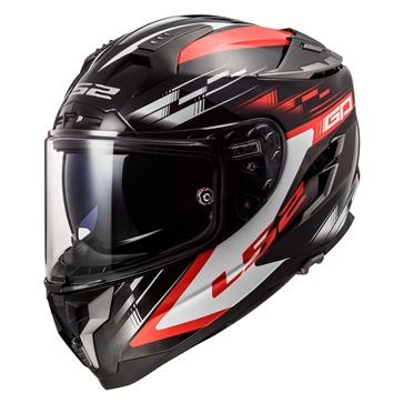 LS2 Challenger Full-Face Helmet GP