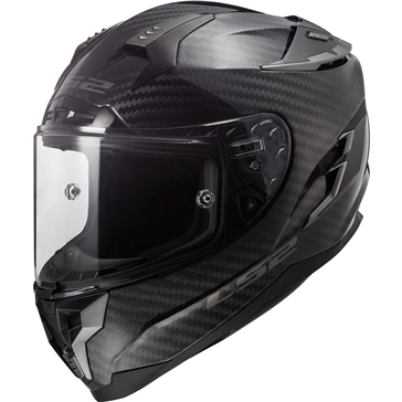 LS2 Challenger Carbon Full-Face Helmet Solid