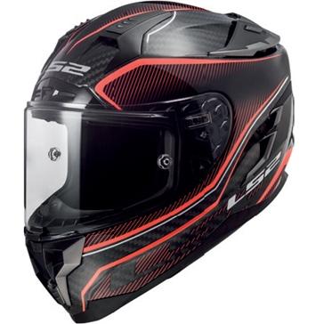 LS2 Challenger Carbon Full-Face Helmet Edge