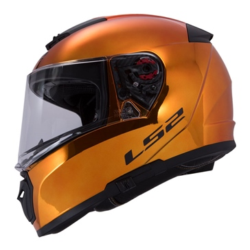 LS2 Breaker Full-Face Helmet Molecular