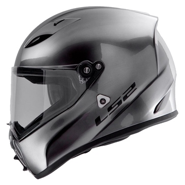 LS2 OHM Full face Helmet Retro - Summer