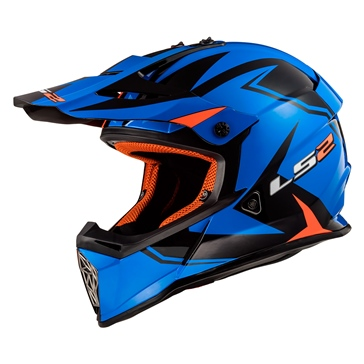 LS2 Fast Mini Off-Road Helmet TwoFace