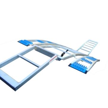 REV ARC Aluminum Track Riser