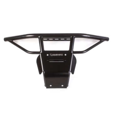 HMF Performance HD Bumper Front - Steel - Polaris