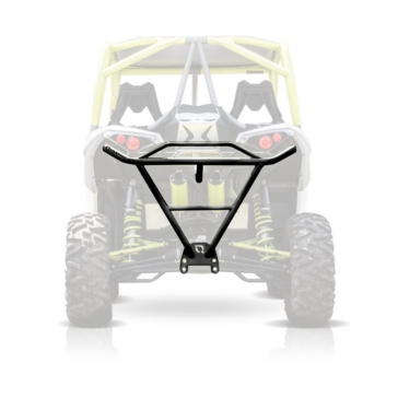 HMF Performance HD Bumper Rear - Steel - Fits Can-am