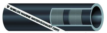 SIERRA Shields Marine Exhaust/Water Hose (No Wire)