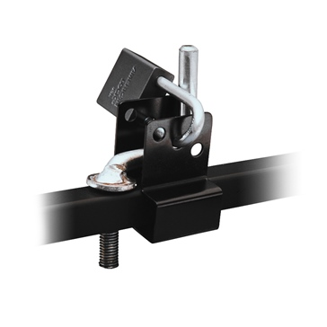 CALIBER Barr-Lock Theft Protection for Trailer Bracket