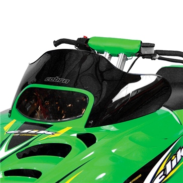 Powermadd Cobra Windshield Fits Arctic cat