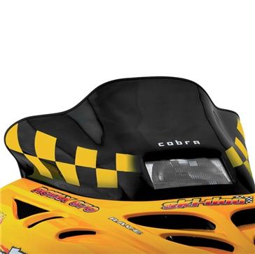 Powermadd Cobra Windshield Fits Ski-doo