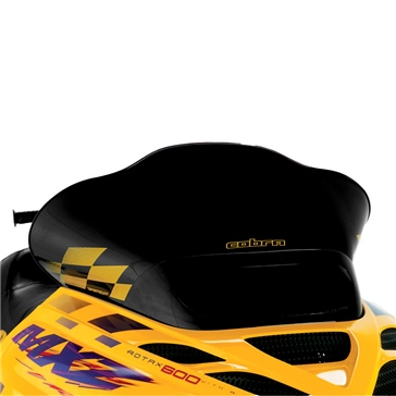 Powermadd Cobra Windshield Fits Ski-doo