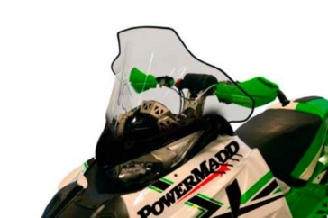 Powermadd Pare-brise Cobra Arctic cat
