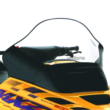 Powermadd Cobra Windshield Fits Can-am