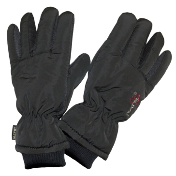 Men - Solid Color NAT'S Polyester Winter Gloves