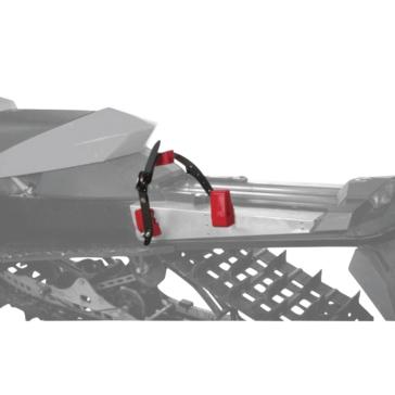 CFR Snowboard Metal Bracket Mounting