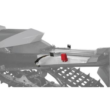 Support métallique de fixation de ski CFR