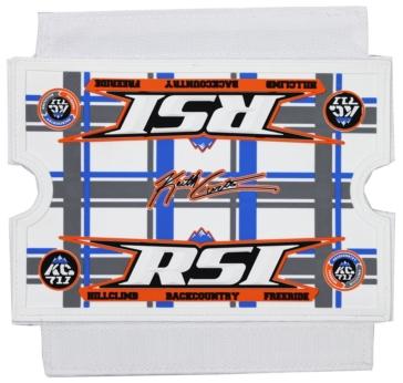 Enveloppes de coussinet de barre ronde RSI