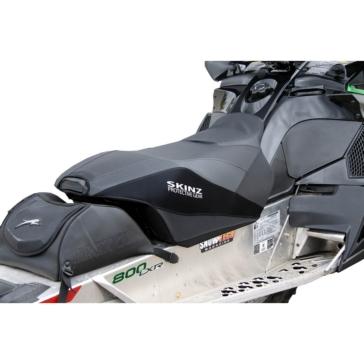 Skinz Non-Skid Seat Cover Snowmobile, Arctic Cat