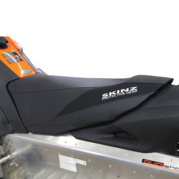 Skinz Non-Skid Seat Cover Snowmobile, Yamaha