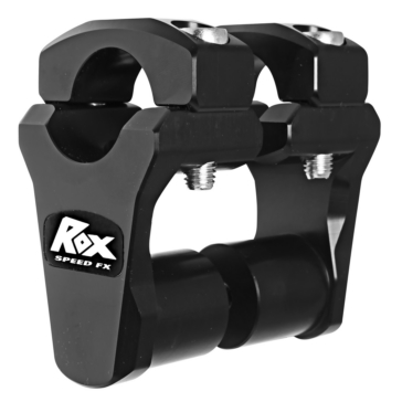 "ROX SPEED FX Handlebar Riser 2"" x 1 1/8"""