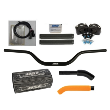 RSI Backcountry Bend Handlebar kit Snowmobile