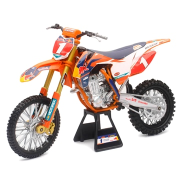 New Ray Toys (Tony Cairoli) KTM Scale Model
