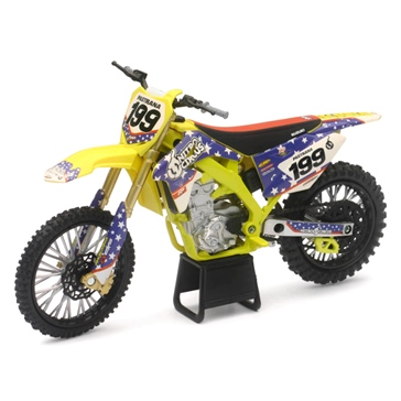 New Ray Toys Scale Model - Nitro Circus Dirt Bike