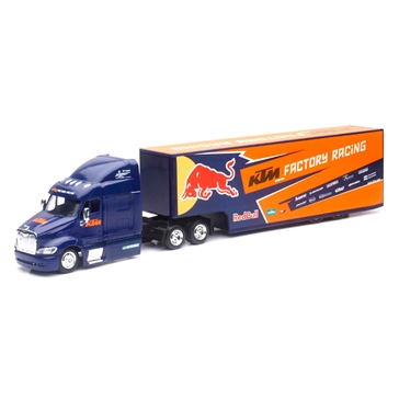 New Ray Toys Red Bull KTM Truck Scale Model
