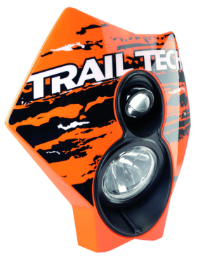 TRAILTECH Specific X2 Headlight for KTM