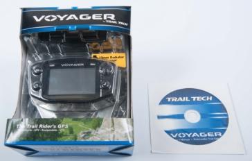 Trailtech Ensemble d'ordinateur Voyager VTT, UTV - 204592