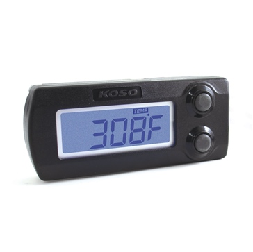 Koso Single Exhaust Temperature Meter Universal - 205085
