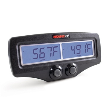 Koso Single Exhaust Temperature Meter Universal - 205087