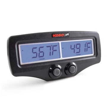 Koso Single Exhaust Temperature Meter Universal - 205088