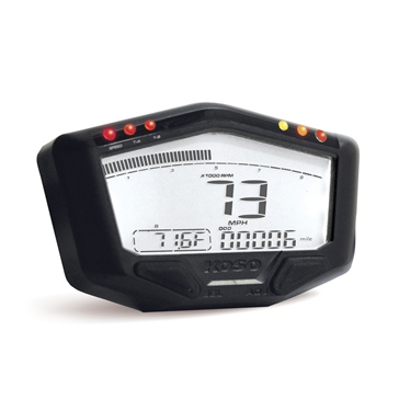 KOSO DB-02R Digital LCD Meter