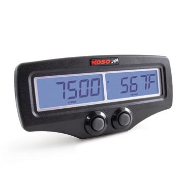 Indicateur EGT double de température d'échappement KOSO