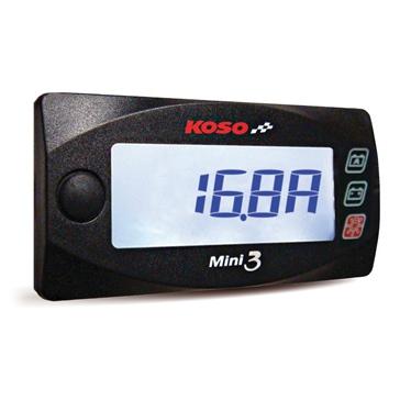 KOSO MINI 3 AMP & Volt Meter